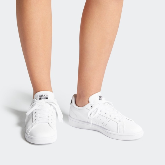adidas cloudfoam advantage clean sneaker